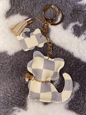 Authentic Louis Vuitton Cat Bag Charm for Sale in Charlottesville, VA