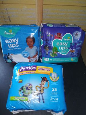Pull-ups Bundle for Sale in Conyers, GA