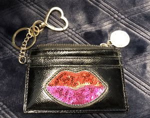 Victoria secret coin/card pouch for Sale in Joint Base Lewis-McChord, WA