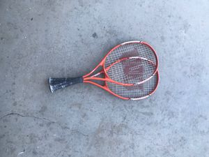 Pair of Tennis rackets for Sale in Victorville, CA