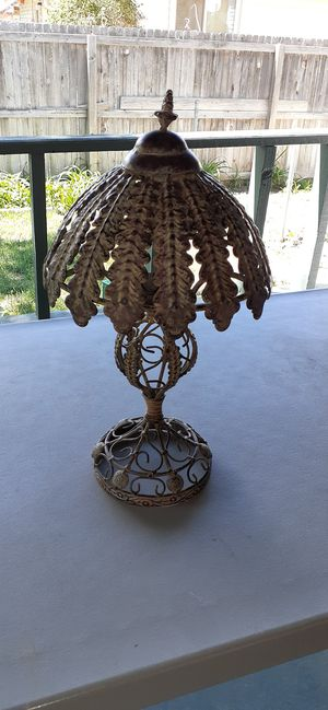 Copper bronze candle holder for Sale in Wheat Ridge, CO