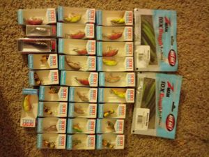 Rapala and rebel fishing lures 🎣 for Sale in Columbus, OH