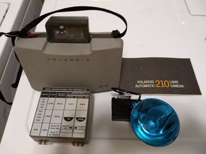 Vintage Polaroid instant 210 Land Camera for Sale in Sioux Falls, SD