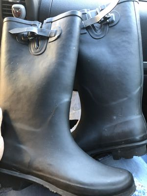 Rubber Rain boots for Sale in Fort Worth, TX