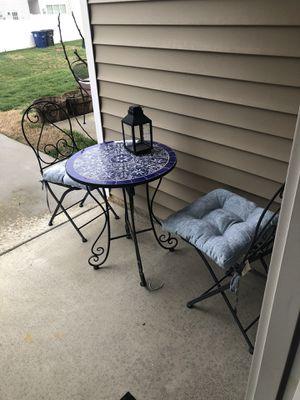 Vistro chair set for Sale in Winston-Salem, NC