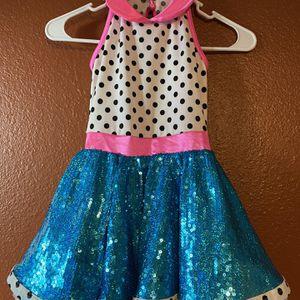 Girls Dress - Polk A Dot Dress - Toddler Dress - Dance Costume - Dance outfit - 3/4T for Sale in Chandler, AZ