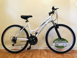 Bike - Women's Bike Bicycle 26 inch Mountain Bike Brand New for Sale in Miramar, FL
