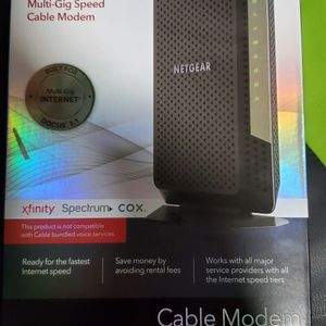 Netgear Nighthawk Modem for Sale in Caldwell, ID