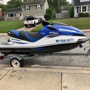 07 Kawasaki Ski for Sale in Linthicum Heights, MD