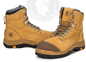 NEW Size 11.5 Wide ROCKROOSTER Men Safety Work Boots, Waterproof for Sale in San Jose, CA
