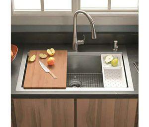 Kohler Kitchen Sink Kit for Sale in Douglasville, GA