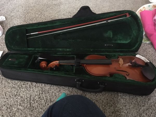 bestler 3 4 violin for sale in kent wa offerup. Black Bedroom Furniture Sets. Home Design Ideas