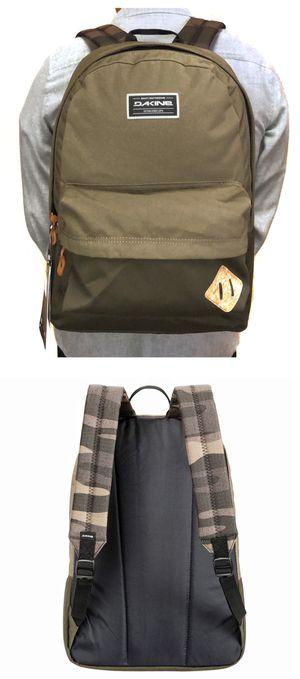 Brand New! DAKINE 365 Backpack laptop computer work school camouflage book travel bag for Sale in Carson, CA