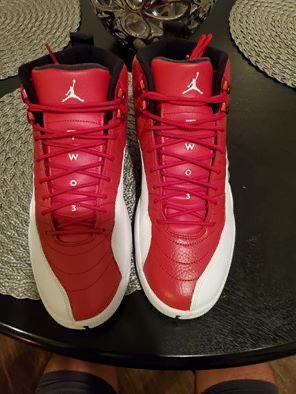 Air Jordan 12 Retro ' Gym Red' Size 10.5 for Sale in Dallas, TX