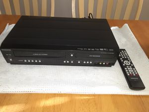 New Magnavox VCR/ DVD recorder combo ( must pick up) for Sale in Rossville, GA