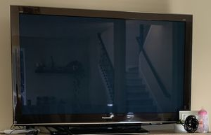 "Panasonic Vieja 55"" tv for Sale in Lynnwood, WA"