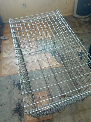 Med size Dog kennel for Sale in Hemet, CA
