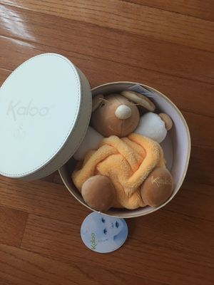 NEW Kaloo Small Peach Mouse Plush Stuffed Animal for Sale in Herndon, VA