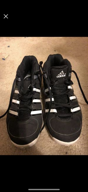 Youth adidas sneakers- high tops for Sale in Mount Airy, MD