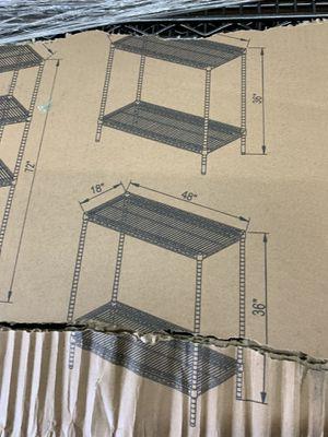 Rack shelves for Sale in Seattle, WA