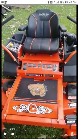 2015 bad boy elite 65 hours brand new no issues at all ready to mow now for Sale in Smyrna, TN