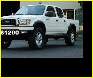 Price$1200 Toyota Tacoma for Sale in Grand Rapids, MI