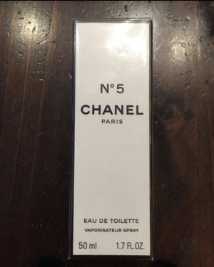 Chanel N*5 Women Eau de toilette/perfume BRAND NEW - ORIGINAL PACKAGE!!! for Sale in New York, NY