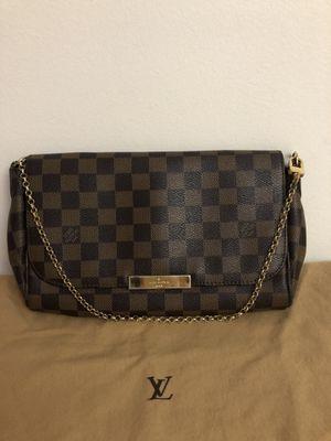 Louis Vuitton Damier Ebene Favorite mm for Sale in Laurel, MD