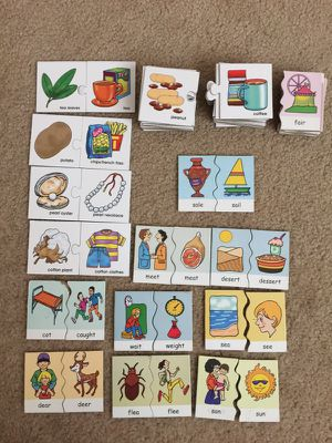 Educational puzzle game for Sale in Hayward, CA