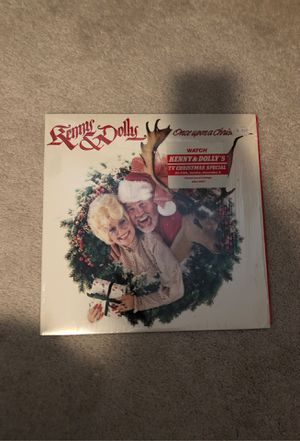 Kenny & Dolly, once upon a Christmas, record for Sale in Puyallup, WA