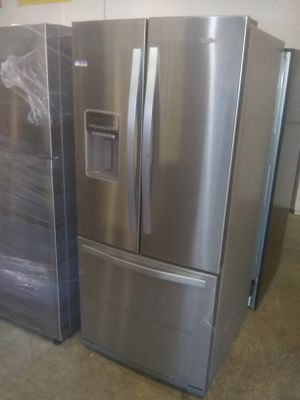 """30"""" Whirlpool french door stainless steel refrigerator home and kitchen. Appliances for Sale in San Diego, CA"""