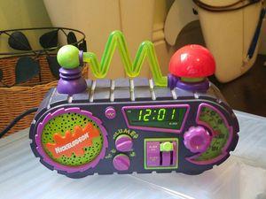 Vintage Nickelodeon alarm clock for Sale in Fort Lauderdale, FL