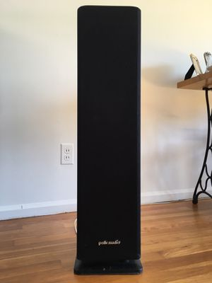 Polk audio speakers for Sale in Hicksville, NY
