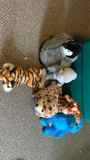 Stuffed animals lot for Sale in New Bedford, MA