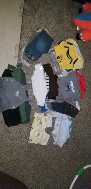 Baby(boy) 3-6mo CLOTHES LOT for Sale in Canby, OR