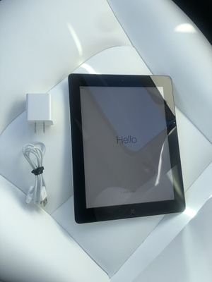Apple iPad 2 (Black) WiFi for Sale in Clearwater, FL