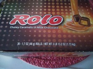 Rolos candy box of 36 for Sale in Gilroy, CA