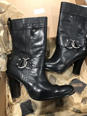 Harley Davidson Boots for Sale in Whittier, CA