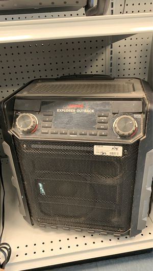 Ion explore outback Bluetooth speaker for Sale in Tampa, FL