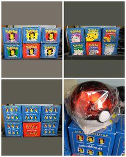 1999 Pokemon Poké Balls 23K Gold-Plated Cards NEW for Sale in Ashton-Sandy Spring,  MD