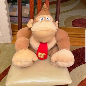 DONKEY KONG STUFFED PLUSH TOY for Sale in Lido Beach, NY