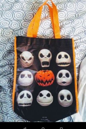 Disney Nightmare Before Christmas Bag for Sale in Fresno, CA