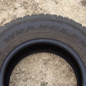 Goodyear Wrangler LT265/70R17 - Set Of 4 for Sale in Elma, WA