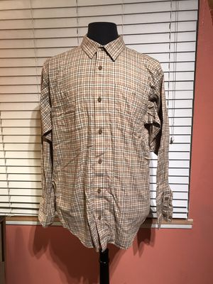 New w/out Tags Organic Cotton Patagonia long sleeve shirt for Sale in Cypress, CA