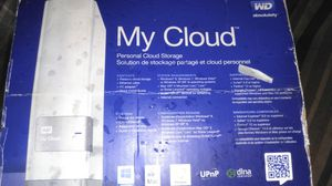 2 terabyte my cloud personal storage device for Sale in Jacksonville, NC