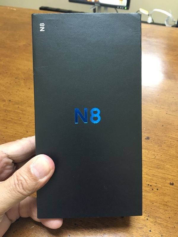 Samsung Galaxy Note 8 Black 64GB Unlocked LIBERADO Box Packed