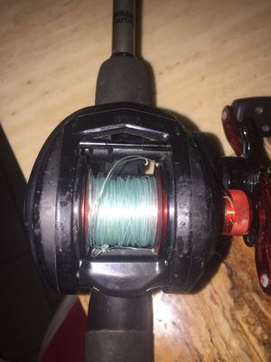 Fishing reel for Sale in Garland, TX