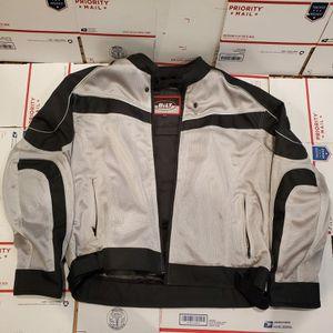Bilt motorcycle jacket 2xl for Sale in Hayward, CA