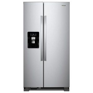 Refrigerator Fridge Freezer Appliances Nevera Refrigerador Frio Whirlpool 25cf 7WRS25SDHM for Sale in Miami, FL
