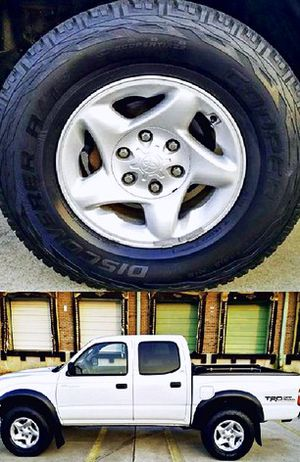 🔑2004 Toyota Tacoma 4WD Price$1,400🔑 for Sale in Badger, CA